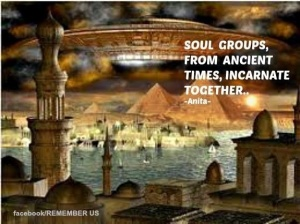 Spiritual Networks - Soul Groups Reincarnate Together